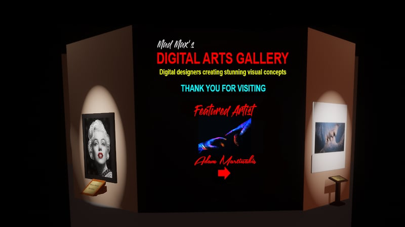 Digital Arts Gallery