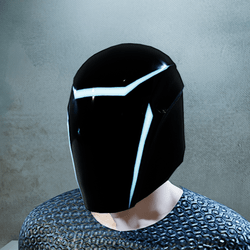 User Grid Helmet (F)