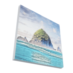 Paradise island 3D Artwork Painting