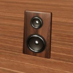 Animated Speaker