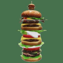 Big Hamburger Straight