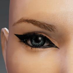 Alina-Daisy Make Up - Eyeliner