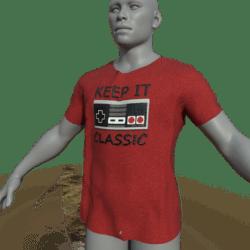 Keep it Classic T-Shirt Mens