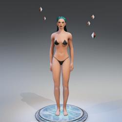 Custom Female Avatar 2.1