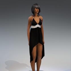 Dress Holly 2.0 black