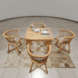 Parea dining furniture set