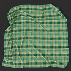 Tartan Picnic Blanket 05