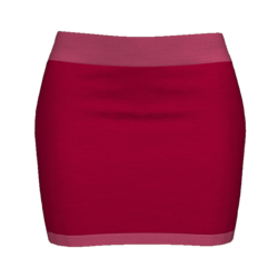 Woman Simple Skirt - Pink