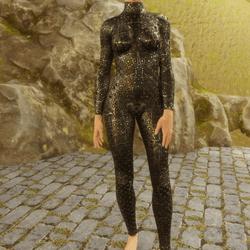 bubbles tin bodysuit