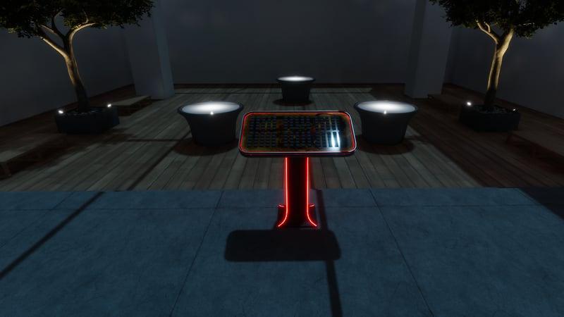 LaunchPad Room