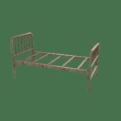Old Metal Bed Frame