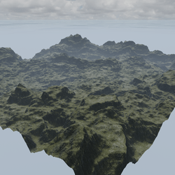Terrain Rocky Cliffs