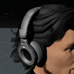Headphones XL M