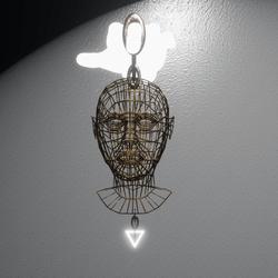 GOLD HEAD LIGHTS  - WALL VERSION