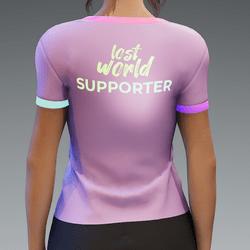 Lost World Female T-Shirt SUPPORTER Emissive