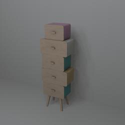 Imaginative Cabinet