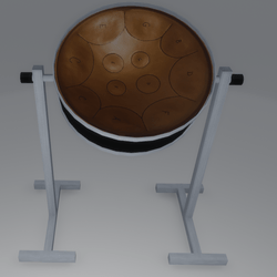 Steel Pan Drum - playable