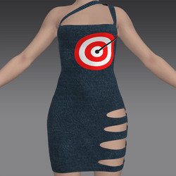 Into the Heart Dress