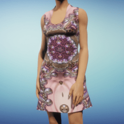 Dress with Design by ACpixl