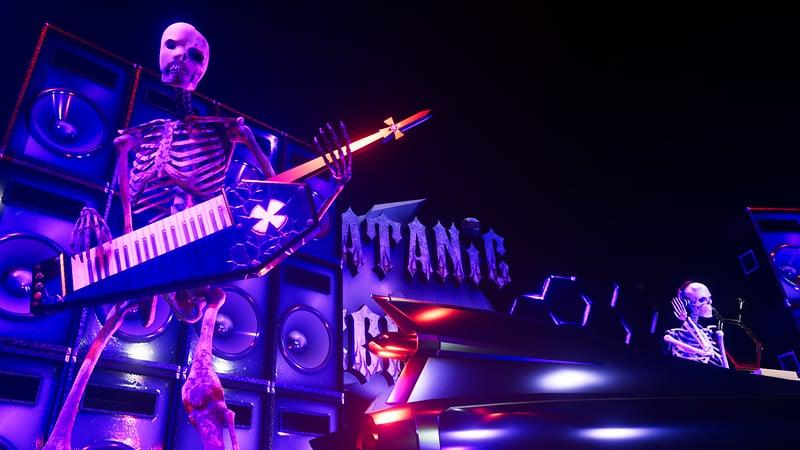 Slatanic Mechanic-Metal Boogie Lounge