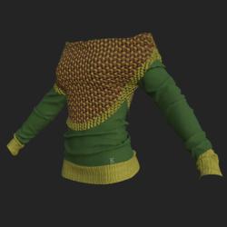 Nahi shirt green