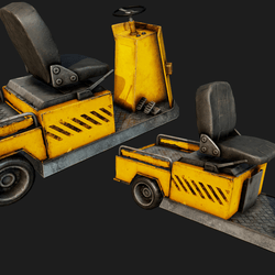 Industrial Vehicle C