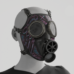 Purge Mask Female Type 2