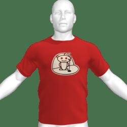 MARTIN GRANT T-Shirt - Male