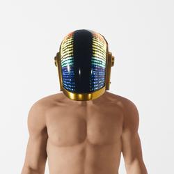 Daft-Punk Helmet Guy-Manuel
