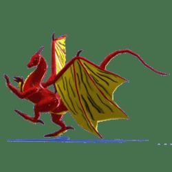 Dragon statue (Colision)