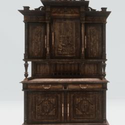 Freebie - Cabinet