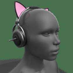 Headphones Demo (Head)