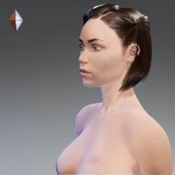 Ava 2 - female avatar