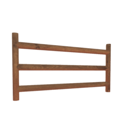 Basic Fence w/collision