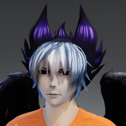 Kuro hair