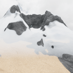 Mt St Helens Terrain