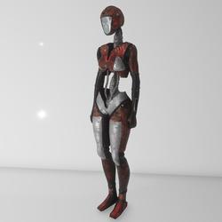 Lady Futura avatar (refurbished)