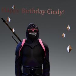 Happy BD Cindy!