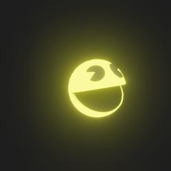Lamp Pacman