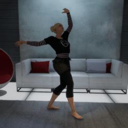 Ballet Dance 1 (Female)