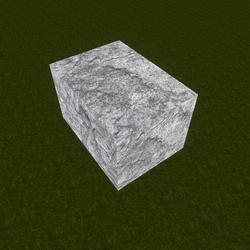 square rock