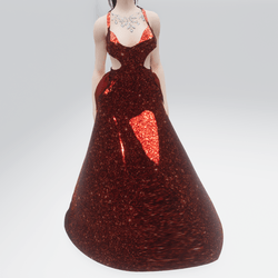 Red Formal Gown (Special Edition)