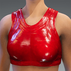 Sport Top Rubber Latex Red V2