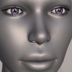 Women Eyes - Amethyst