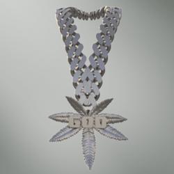 WeedGod Chain Platinum
