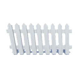 Fence (White)