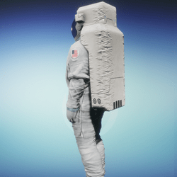 Space Suit (Backpack)