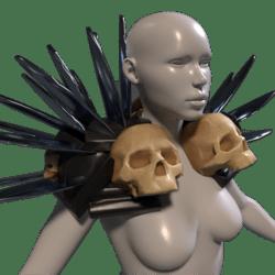 Royal Skulls
