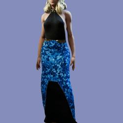 Zoie Blue
