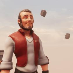 Hushkal's : Adventurer 01 : Red top